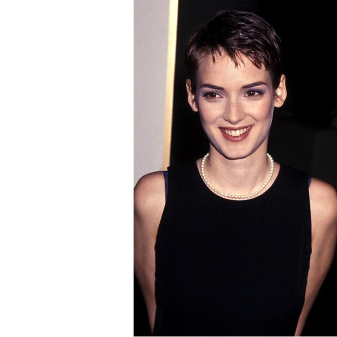 Winona Ryder leikkautti hiukset lyhyiksi 1994 rooliaan varten