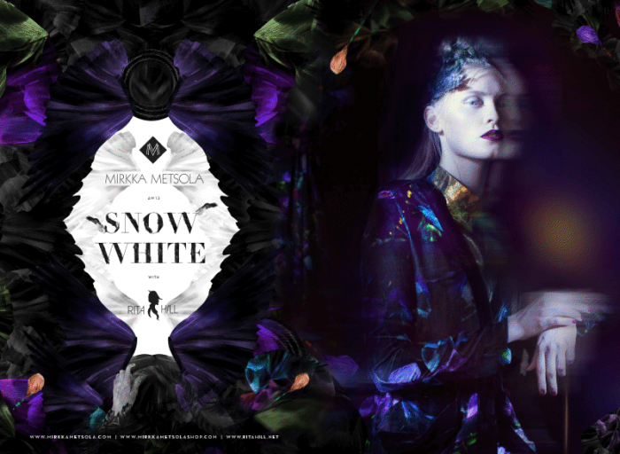 Mirkka Metsola Snow white
