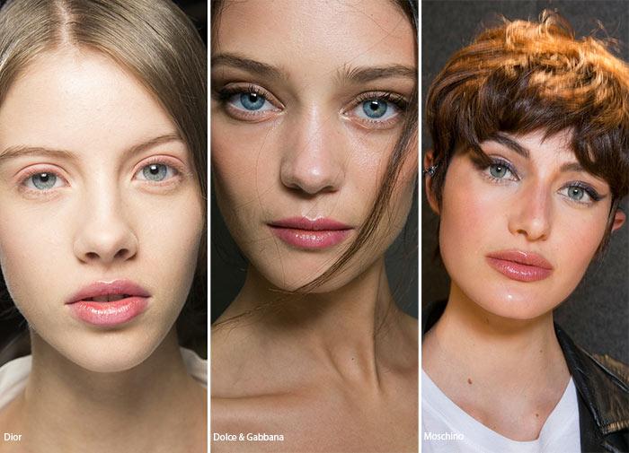 spring_summer_2016_makeup_trends_transparent_lipglass