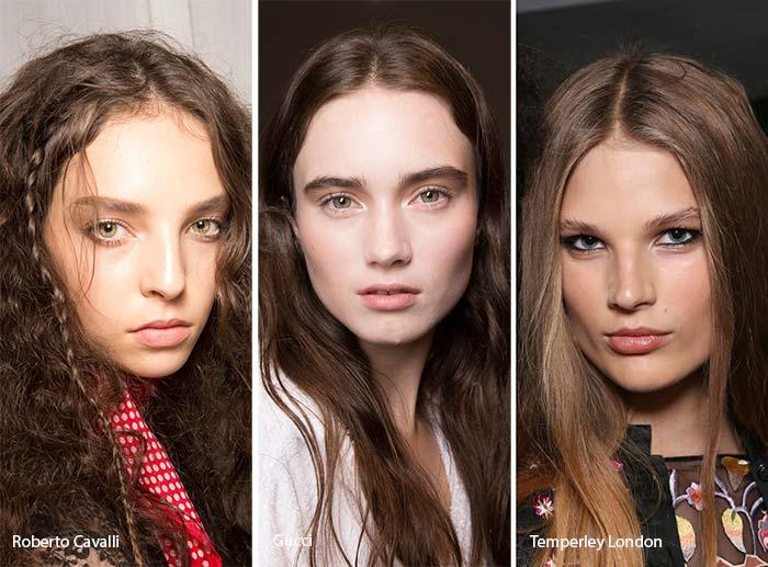 spring_summer_2017_hair_colors_trends_deep_brown_hair