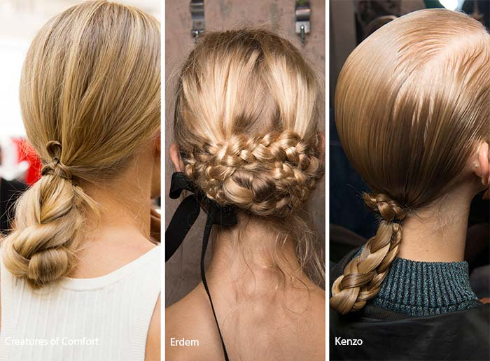 spring_summer_2017_hairstyles_trends_low_braided_twisted_buns_updos1