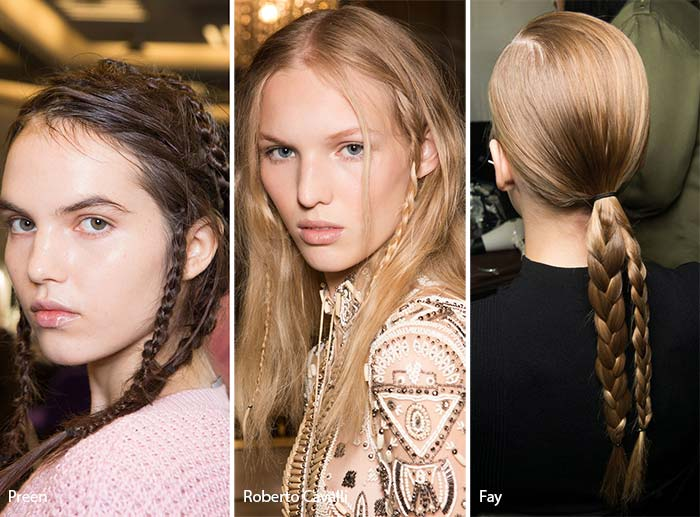 spring_summer_2017_hairstyles_trends_small_accent_braids