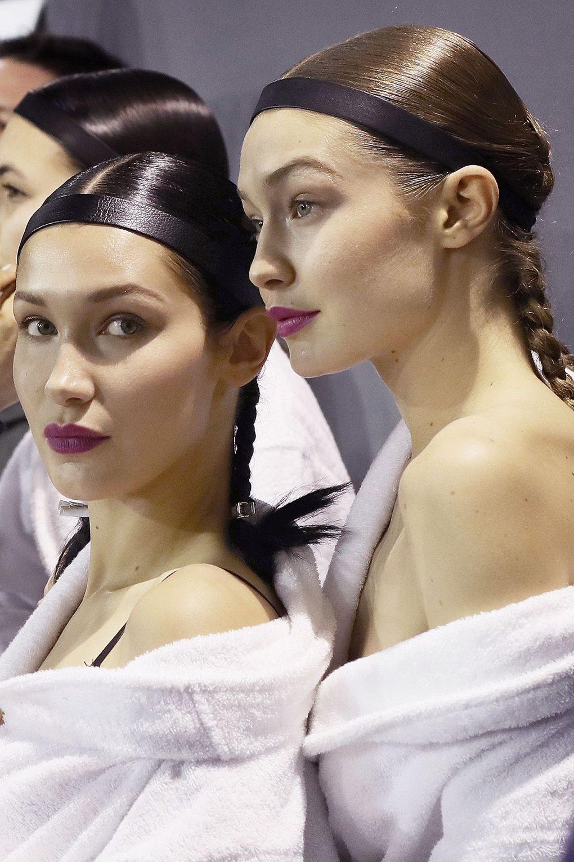 The City: Paris The Show: H&M The Look: Perfect plaits